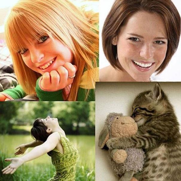 Γυναίκες πριν και μετά την περίοδο... (5)