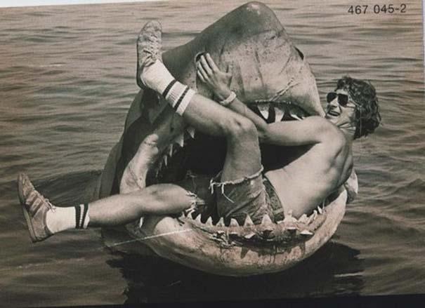 Φωτογραφίες από τα γυρίσματα διάσημων ταινιών τρόμου (1)