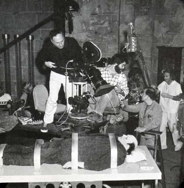 Φωτογραφίες από τα γυρίσματα διάσημων ταινιών τρόμου (2)