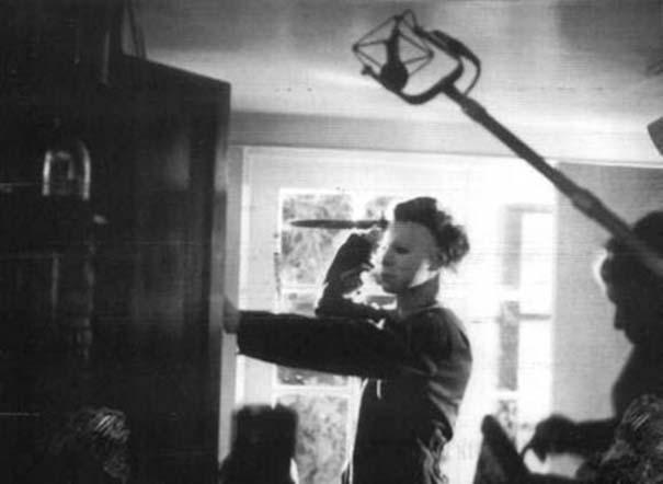 Φωτογραφίες από τα γυρίσματα διάσημων ταινιών τρόμου (8)