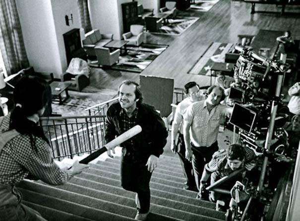Φωτογραφίες από τα γυρίσματα διάσημων ταινιών τρόμου (10)