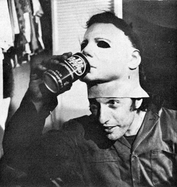 Φωτογραφίες από τα γυρίσματα διάσημων ταινιών τρόμου (15)