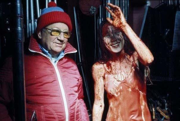 Φωτογραφίες από τα γυρίσματα διάσημων ταινιών τρόμου (16)