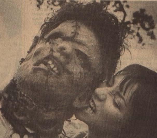 Φωτογραφίες από τα γυρίσματα διάσημων ταινιών τρόμου (18)
