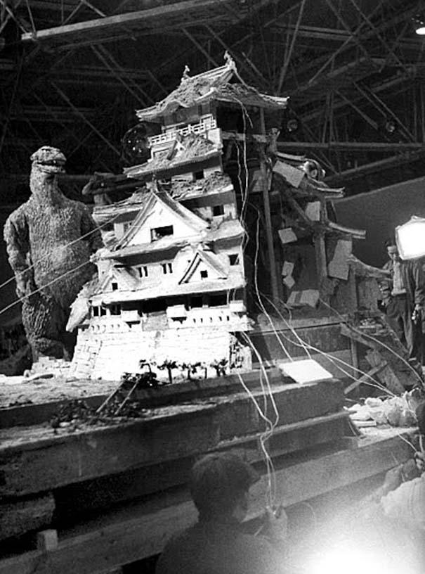 Φωτογραφίες από τα γυρίσματα διάσημων ταινιών τρόμου (28)