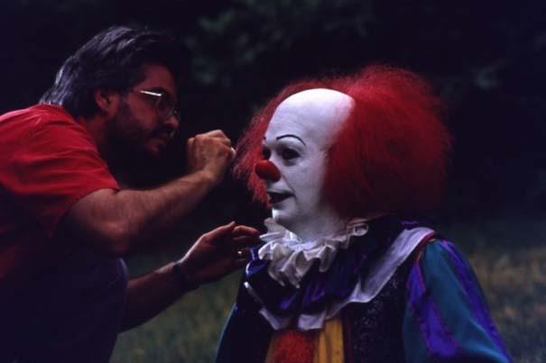 Φωτογραφίες από τα γυρίσματα διάσημων ταινιών τρόμου (33)