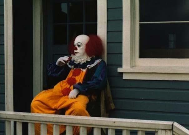 Φωτογραφίες από τα γυρίσματα διάσημων ταινιών τρόμου (36)