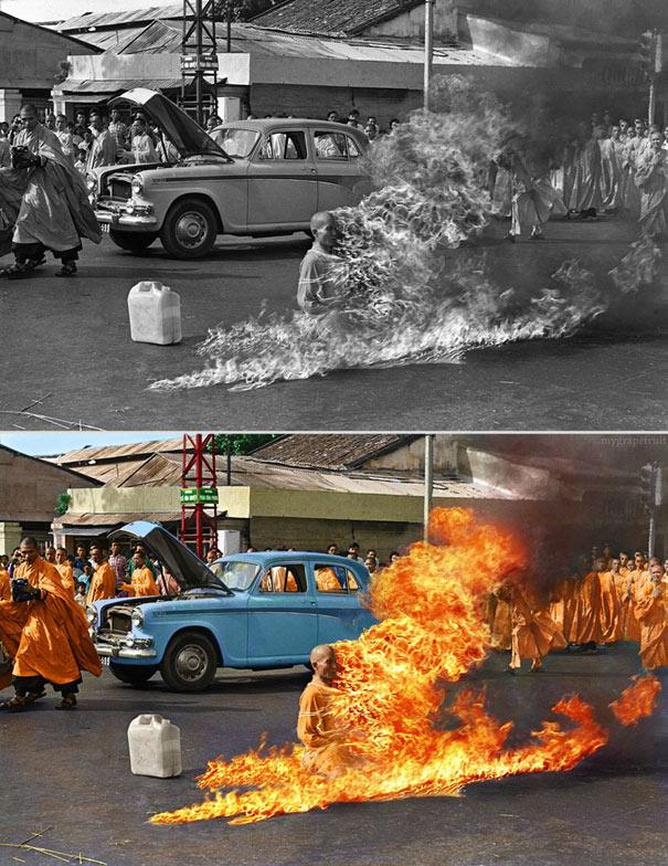 Ιστορικές ασπρόμαυρες φωτογραφίες αποκτούν χρώμα (7)