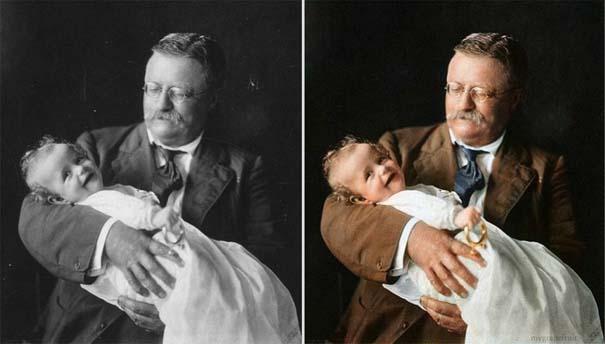 Ιστορικές ασπρόμαυρες φωτογραφίες αποκτούν χρώμα (9)