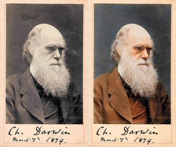 Ιστορικές ασπρόμαυρες φωτογραφίες αποκτούν χρώμα (10)