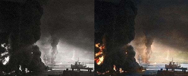 Ιστορικές ασπρόμαυρες φωτογραφίες αποκτούν χρώμα (17)