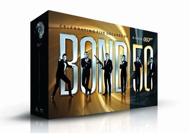 140 κορυφαίες ατάκες του James Bond