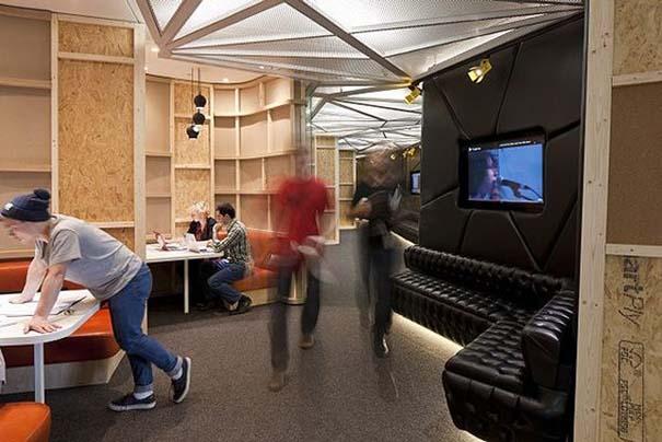 Τα κεντρικά γραφεία του YouTube στο Λονδίνο (1)