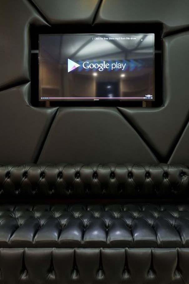 Τα κεντρικά γραφεία του YouTube στο Λονδίνο (2)