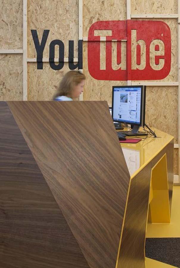 Τα κεντρικά γραφεία του YouTube στο Λονδίνο (3)