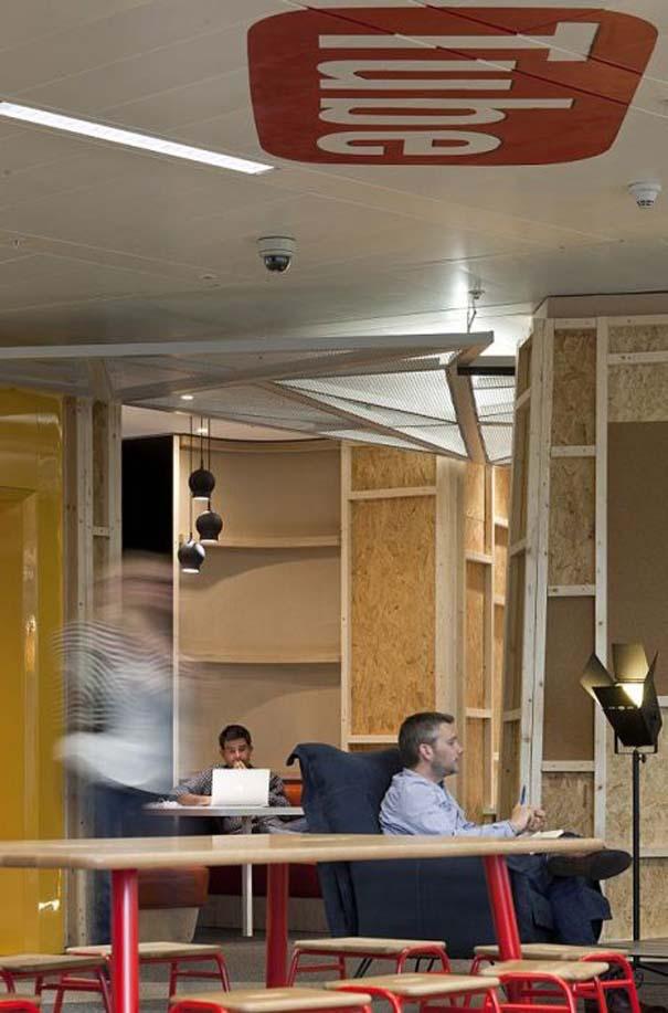 Τα κεντρικά γραφεία του YouTube στο Λονδίνο (5)