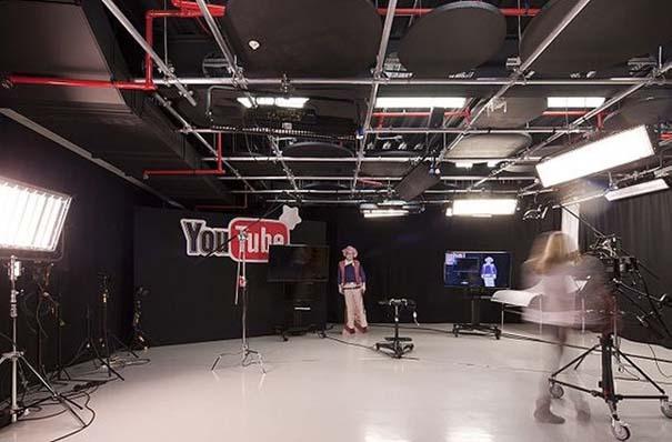 Τα κεντρικά γραφεία του YouTube στο Λονδίνο (18)