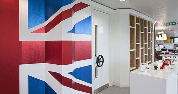 Τα κεντρικά γραφεία του YouTube στο Λονδίνο (21)