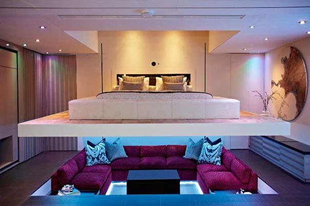 Κρεβατοκάμαρα μετατρέπεται σε σαλόνι (3)