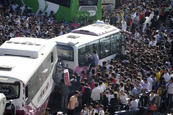 Δείτε τι γίνεται στα «ΚΤΕΛ» της Κίνας σε περίοδο διακοπών (11)