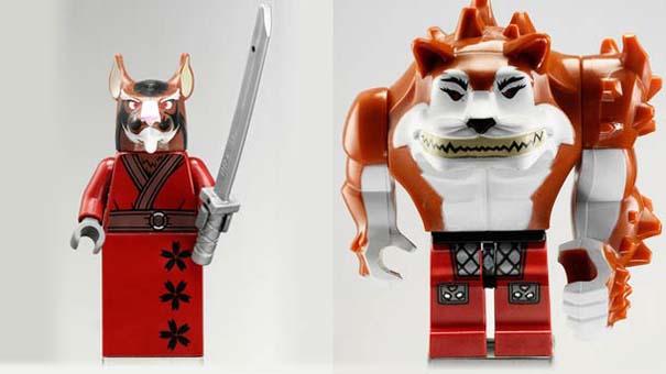 Νέα συλλογή LEGO με τα Χελωνονιντζάκια (3)