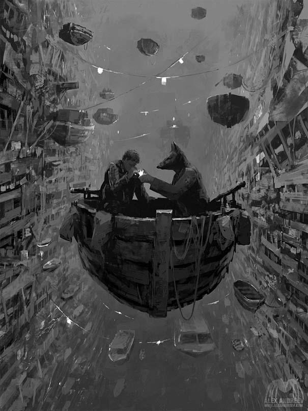 Μια ξεχωριστή πραγματικότητα από τον Alex Andreev (4)