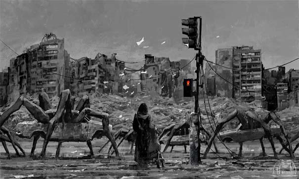 Μια ξεχωριστή πραγματικότητα από τον Alex Andreev (5)