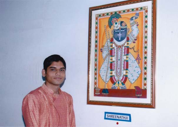 Νεαρός έχασε τα δυο του χέρια κι έγινε ζωγράφος! (2)