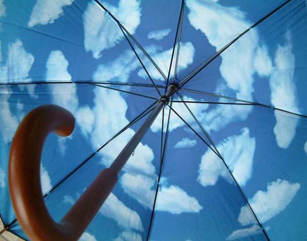 Ομπρέλα για να έχετε πάντα γαλανό ουρανό πάνω από το κεφάλι σας (1)
