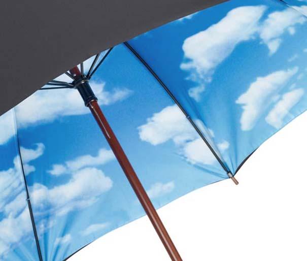 Ομπρέλα για να έχετε πάντα γαλανό ουρανό πάνω από το κεφάλι σας (3)