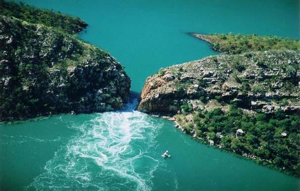 Οριζόντιοι καταρράκτες στο Talbot Bay της Αυστραλίας (5)