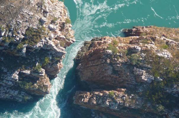 Οριζόντιοι καταρράκτες στο Talbot Bay της Αυστραλίας (6)