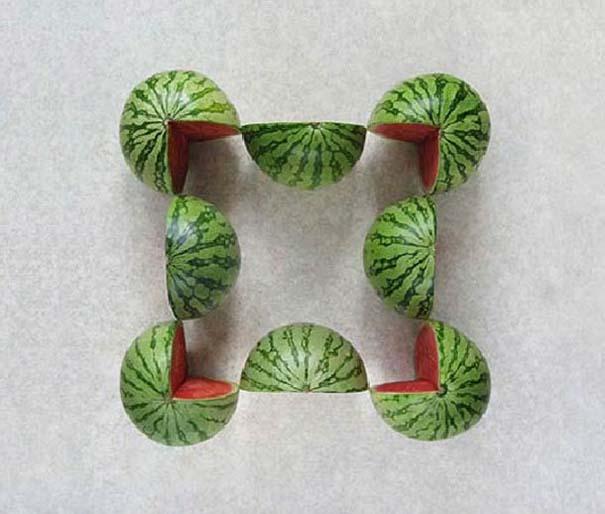 Όταν το φαγητό συναντά την γεωμετρία (3)