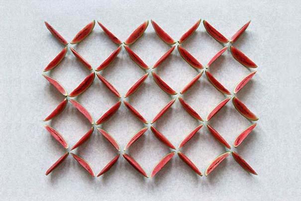 Όταν το φαγητό συναντά την γεωμετρία (12)