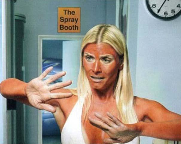 Όταν το τεχνητό μαύρισμα πάει στραβά (3)