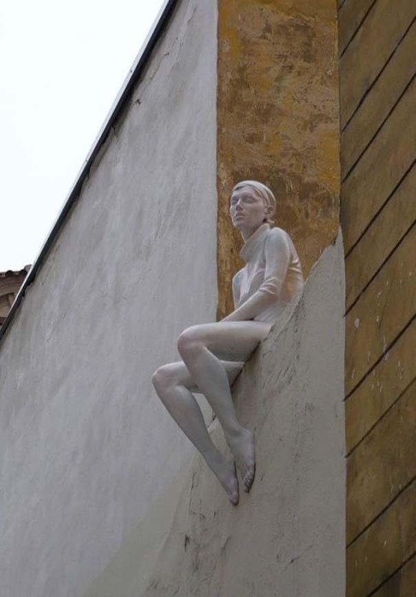 Παράξενα γλυπτά & αγάλματα (6)