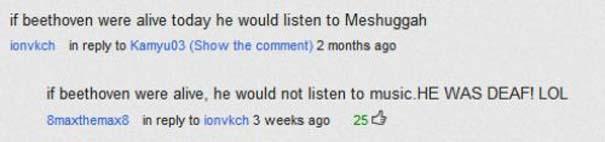 Παράξενα & ξεκαρδιστικά σχόλια στο YouTube (27)