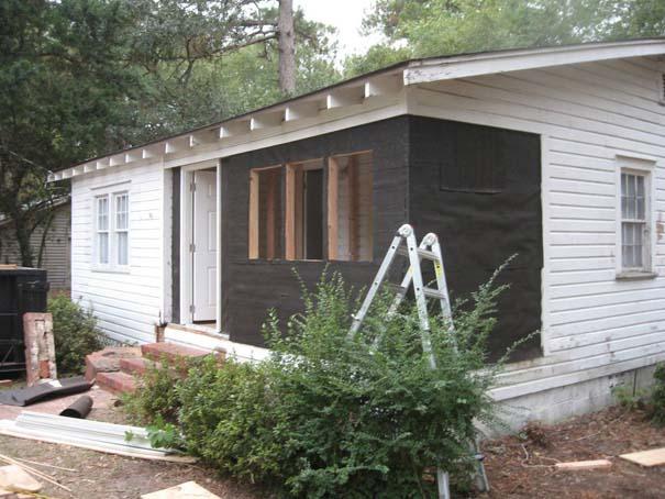 Πατέρας και γιος φτιάχνουν ένα σπίτι από την αρχή (6)
