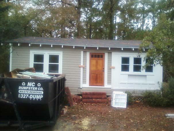 Πατέρας και γιος φτιάχνουν ένα σπίτι από την αρχή (8)