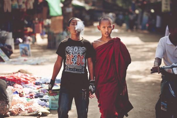 Δύο κουλτούρες σε σύγκρουση | Φωτογραφία της ημέρας