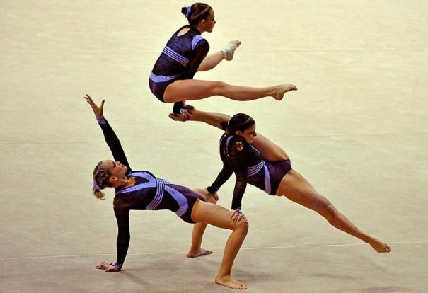 Ισορροπία για τρεις | Φωτογραφία της ημέρας