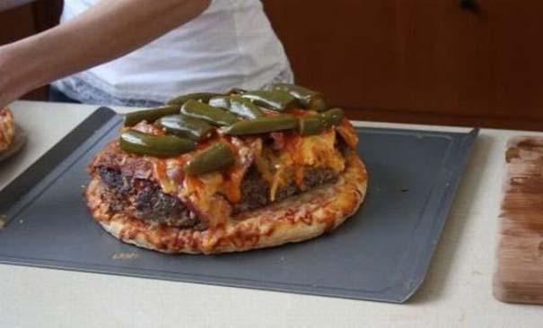 Pizza Burger (10)