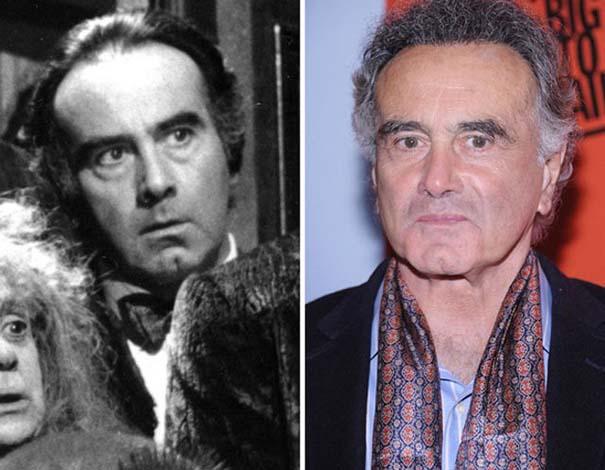 Οι πρωταγωνιστές του «Addams Family» τότε και τώρα (2)