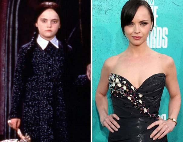 Οι πρωταγωνιστές του «Addams Family» τότε και τώρα (6)