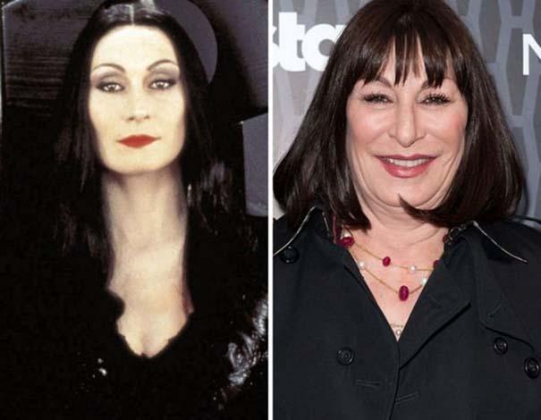 Οι πρωταγωνιστές του «Addams Family» τότε και τώρα (8)