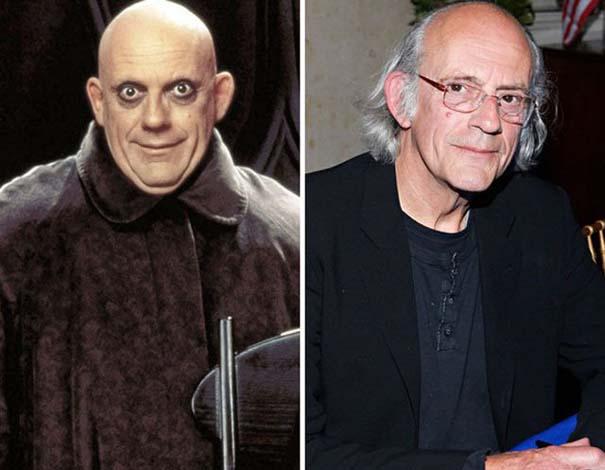 Οι πρωταγωνιστές του «Addams Family» τότε και τώρα (12)