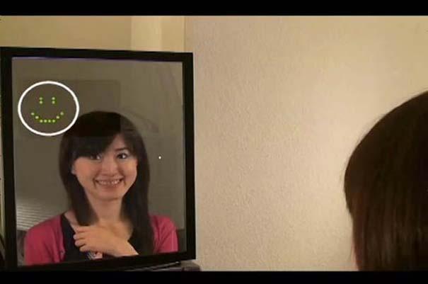 Το ψυγείο που ανοίγει μόνο αν είσαι χαμογελαστός! (3)