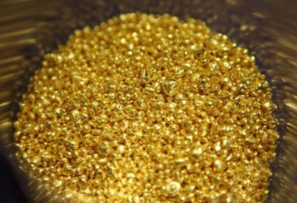 Πως φτιάχνονται οι ράβδοι χρυσού (3)