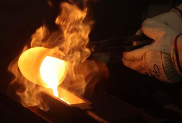 Πως φτιάχνονται οι ράβδοι χρυσού (7)