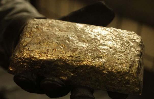 Πως φτιάχνονται οι ράβδοι χρυσού (9)